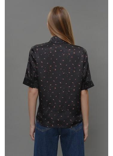 Faraway Stellar Shirt Lacivert